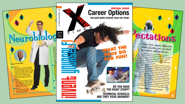 X-Times: Career Options