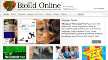 Simply science websites for teens with