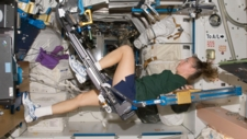 Maintaining Muscle Mass in Space