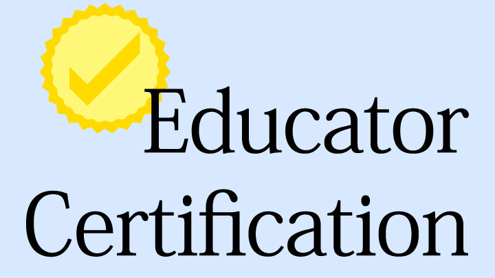 Educator Certification | BioEd Online