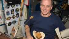 Eating in Space: Does Nutrition Matter?