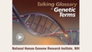 Thumbnail Image for Talking Glossary of Genetic Terms