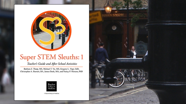 Super STEM Sleuths: 1